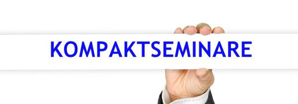 Kompaktseminare, Seminare